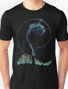 RAN Iroquois Helicopter Wing Warp T-shirt Design T-Shirt