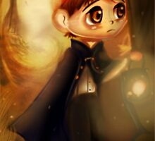 Over the Garden Wall into the Unknown by Beejutsu :)