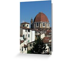 Bella Firenze Greeting Card