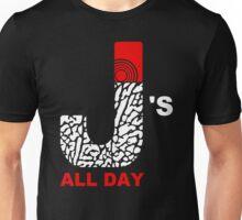 Mary J Smoke Air Funny Geek Nerd Unisex T-Shirt