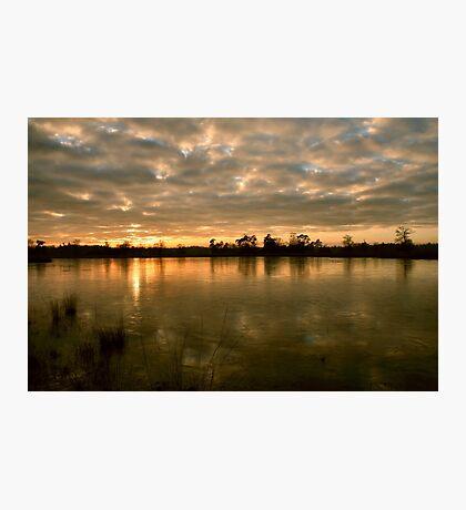 Winters Evening Photographic Print