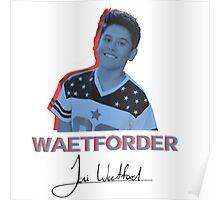 Hologram Waetford Poster