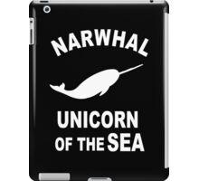 Narwhals Funny Geek Nerd iPad Case/Skin