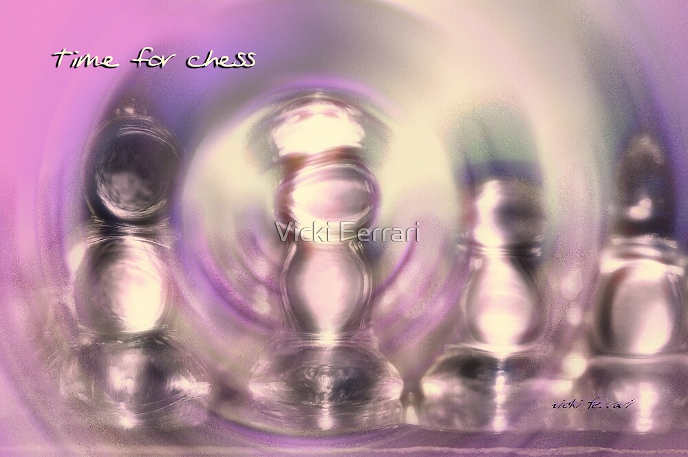 CHESS © Vicki Ferrari Photography by Vicki Ferrari