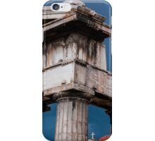 Stormy Rome in Greece iPhone Case/Skin