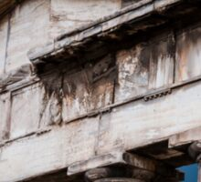 Stormy Rome in Greece Sticker