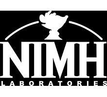 NIMH Laboratories Funny Geek Nerd Photographic Print
