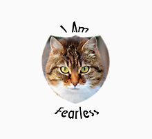 I Am Fearless Womens Fitted T-Shirt
