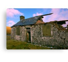 Ruin in the Dales #2 Canvas Print