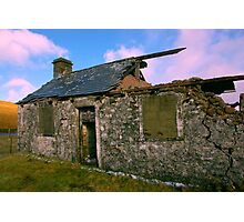 Ruin in the Dales #2 Photographic Print