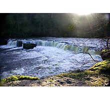 Aysgarth Falls #1 Photographic Print