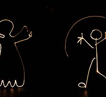 Light Painting by Danielle Knight