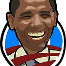 Obama by GaffaUK