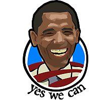 Obama Photographic Print