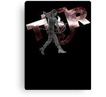 Lara Croft Tomb Raider Canvas Print