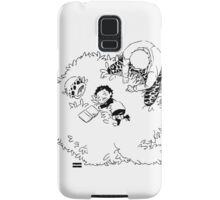 Doflamingo and little Law Samsung Galaxy Case/Skin
