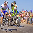 Tour Down Under - Stage 5 - The Leader by JimFilmer