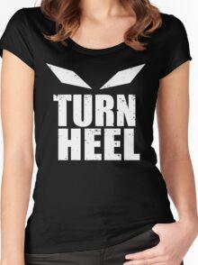 Turn Heel Women's Fitted Scoop T-Shirt