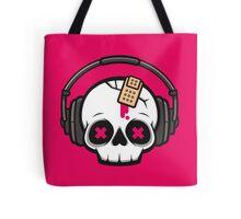 Skull Rock Tote Bag