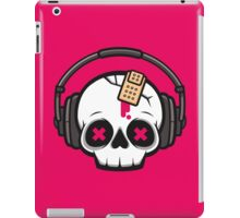 Skull Rock iPad Case/Skin