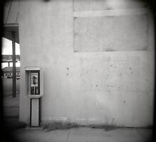 Lone Phone by Jenni C