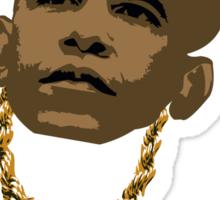 O SCHOOL GOLD ROPE BAMA Sticker