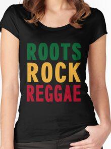 RRR Women's Fitted Scoop T-Shirt