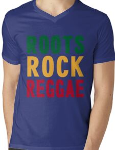 RRR Mens V-Neck T-Shirt