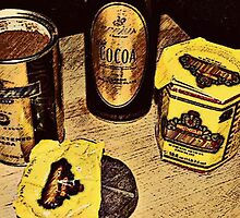 Chocolate Gathering by jpryce