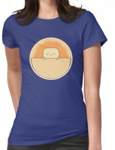 pancake breakfast Womens Fitted T-Shirt