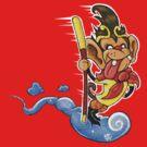 The Monkey King by Craig Medeiros