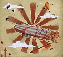 Levitation by Miart