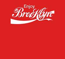 ENJOY BROOKLYN*red/wht Unisex T-Shirt