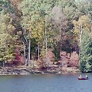 Fall Fishing on the Lake by sunsetgirl