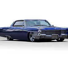 1965 Cadillac Coupe DeVille Custom 'Studio' 1 by DaveKoontz