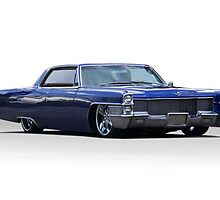 1965 Cadillac Coupe DeVille Custom 'Studio' 1 by DaveKoontz