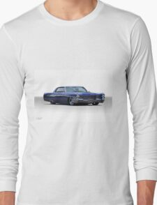1965 Cadillac Coupe DeVille Custom 'Studio' 1 Long Sleeve T-Shirt