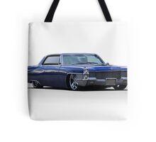 1965 Cadillac Coupe DeVille Custom 'Studio' 1 Tote Bag