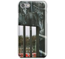 Deportation memorial iPhone Case/Skin
