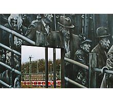 Deportation memorial Photographic Print