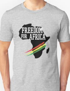 FREEDOM FOR AFRICA T-Shirt