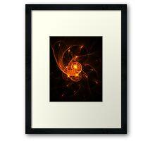 Star Dance Framed Print
