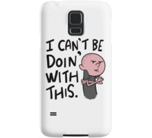 Karl Pilkington - Quote Samsung Galaxy Case/Skin