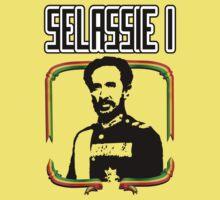 Selassie I Kids Clothes