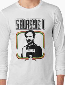 Selassie I Long Sleeve T-Shirt