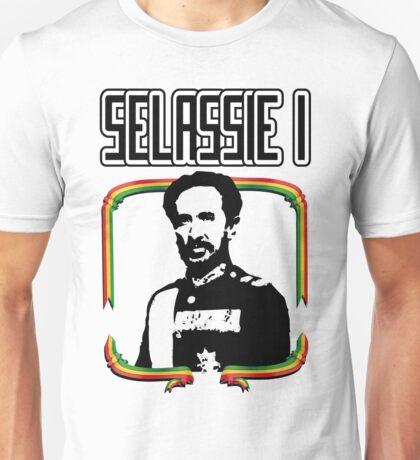 Selassie I Unisex T-Shirt