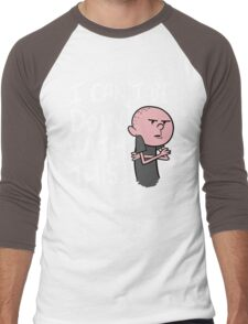 Karl Pilkington - Quote Men's Baseball ¾ T-Shirt