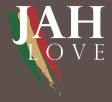 Jah Love ( WHITE ) by Indayahlove