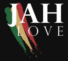 Jah Love ( WHITE ) One Piece - Long Sleeve
