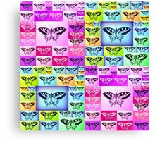 Butterfly Empire Canvas Print